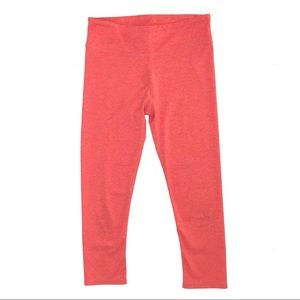 Fabletics Salar Powerhold Crop Pink Legging pants